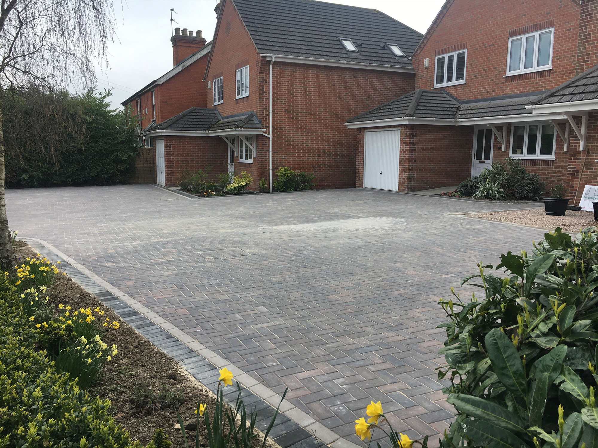 Landscaping - Driveways
